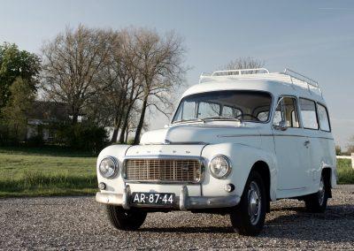 Volvo Duett – 1966 – verkocht