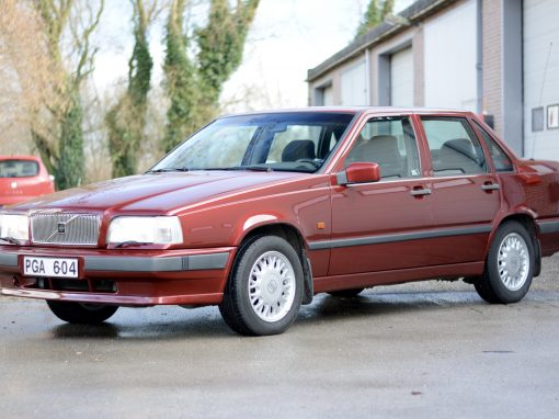 Volvo 850 – 1994 – 154.000 km – verkocht