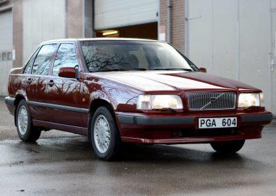 Volvo 850 pearl red rechtsvoor