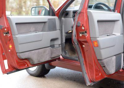 Volvo 850 pearl red linker deuren
