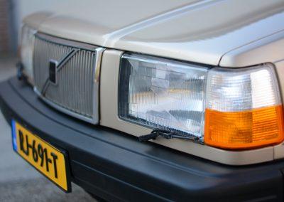 Volvo 745 voorzijde