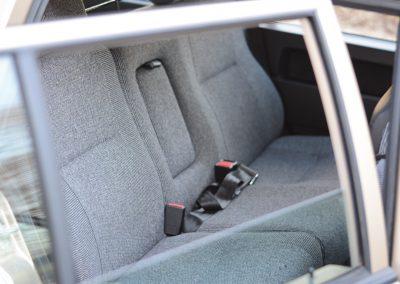 Volvo 745 achterbank
