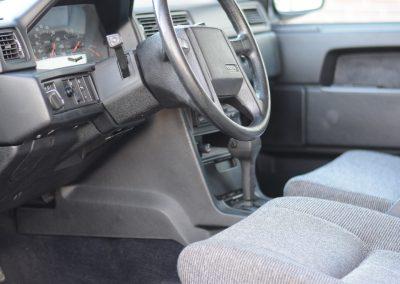 Volvo 745 bestuurdersplek