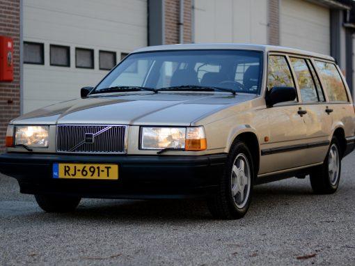 Volvo 740 GL Estate – 1991 – verkocht