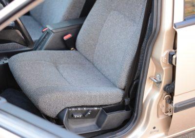 Volvo 745 elektrische bestuurdersstoel