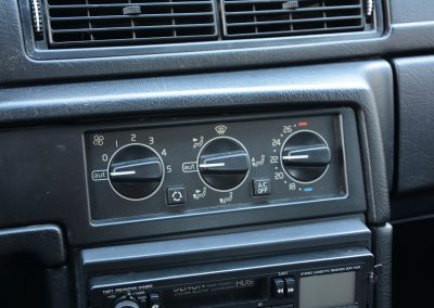 Volvo 745 Electronic Climate Control
