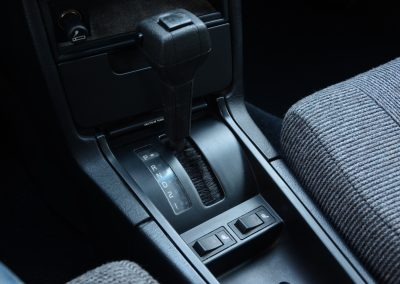 Volvo 745 automaat stoelverwarming