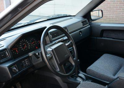 Volvo 745 stuur