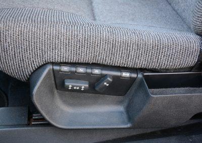 Volvo 745 elektrische bediening stoel