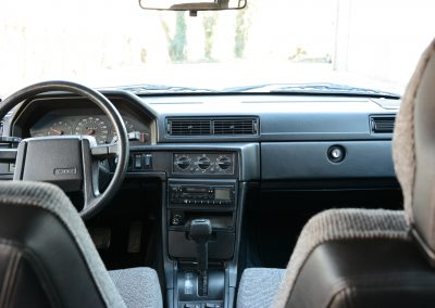 Volvo 745 dashboard
