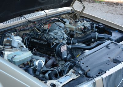 Volvo 745 B230F motor