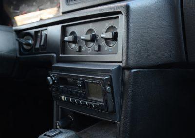 Volvo 745 Climate Control