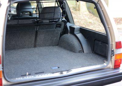 Volvo 745 kofferbak rechts