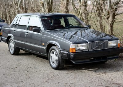 Volvo 740 rechts voor