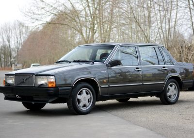 Volvo 740 GLE – 1986 – verkocht