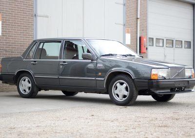 Volvo 740 rechtsvoor