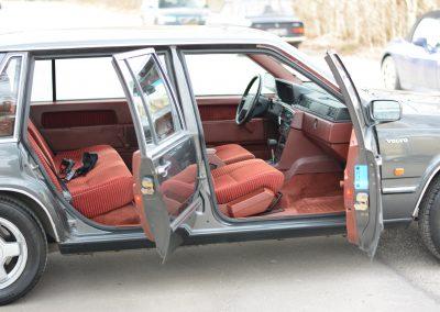 Volvo 740 deuren