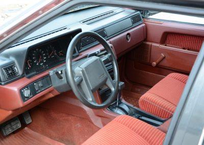 Volvo 740 interieur