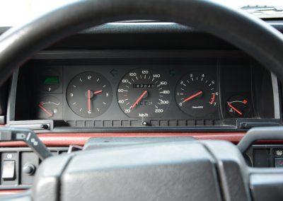 Volvo 740 tellers