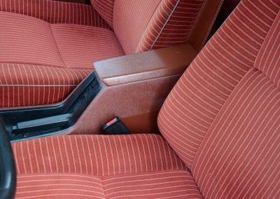 Volvo 740 middenbak