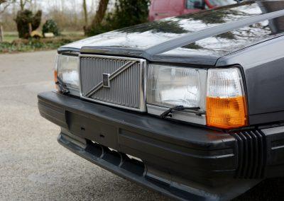 Volvo 740 voorkant