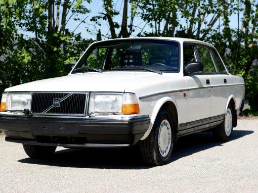 Volvo 244 – 1992 – 111.000 km – verkocht