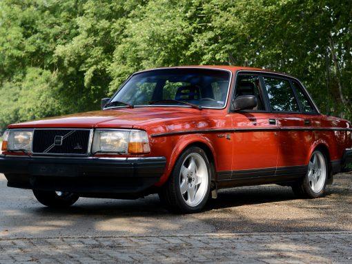 Volvo 244 Polaris – 1988 – Verkocht