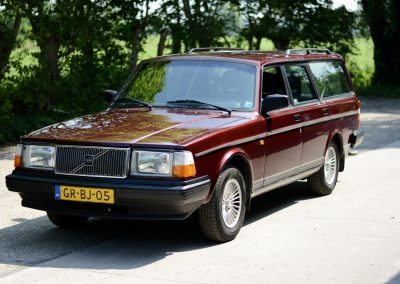 Volvo 245 GLE – 1993 – verkocht