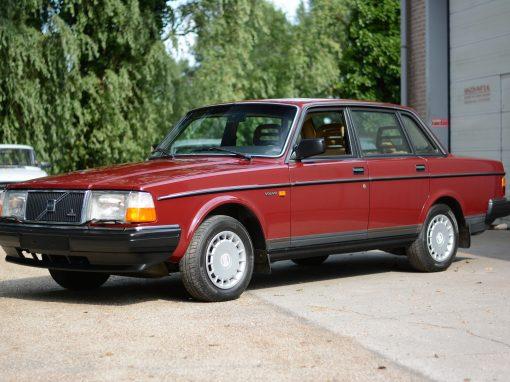 Volvo 244 – 1989 – 134.000 km – verkocht