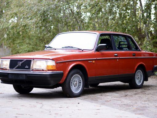 Volvo 244 – 1988 – 142.000 km – Verkocht