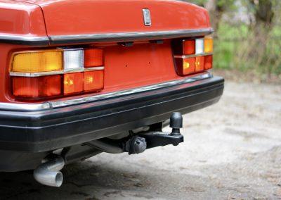 Volvo 240GL achterkant