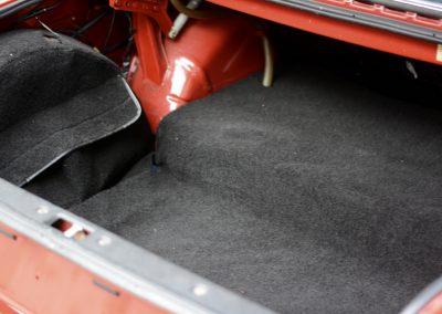 Volvo 240GL kofferbak