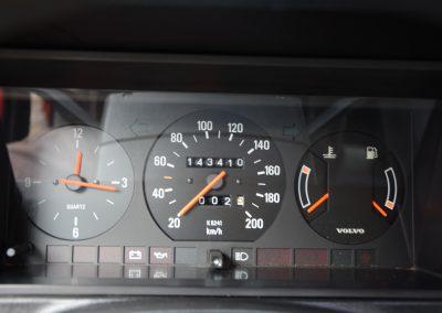 Volvo 240GL teller