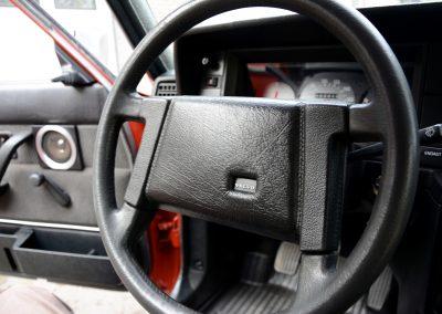 Volvo 240GL lederen stuurwiel