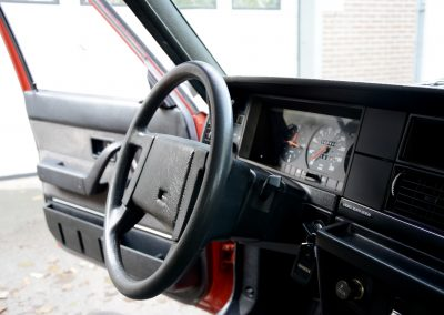 Volvo 240GL interieur