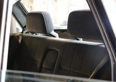 Volvo 244 antraciet hoofdsteunen