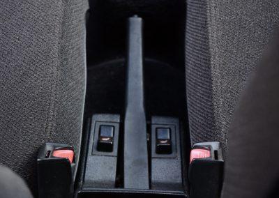 Volvo 244 antraciet stoelverwarming