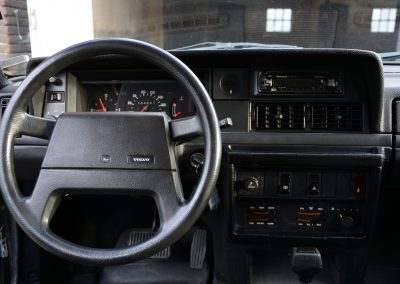 Volvo 244 antraciet stuurwiel