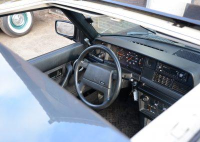 Volvo 244 antraciet schuifdak
