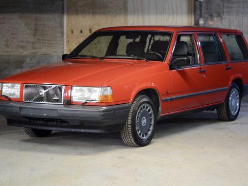Volvo 745 – 1991 – 167.000 km – verkocht