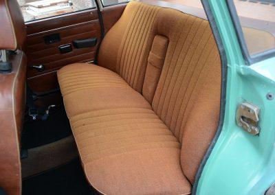 Volvo 144 achterbank