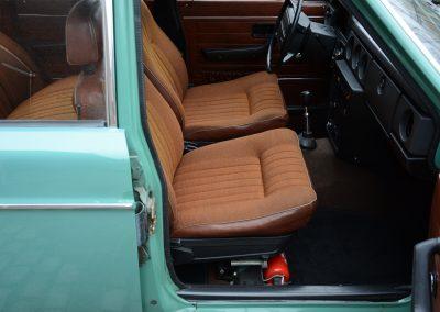 Volvo 144 voorstoelen