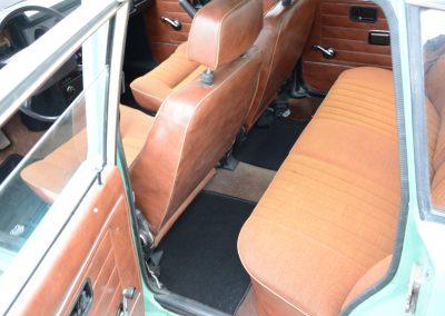 Volvo 144 interieur