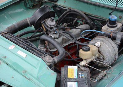 Volvo 144 B20A motor