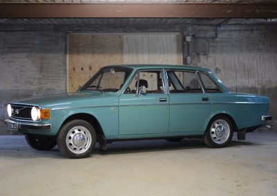 Volvo 144 De Luxe – 1973 – LPG – Verkocht