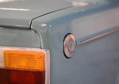 Volvo 144 tankdop