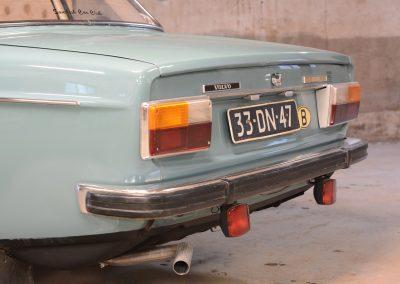 Volvo 144 achterkant