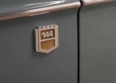 Volvo 144 logo