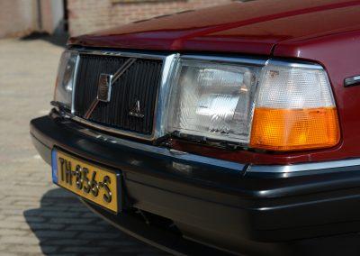 Volvo 244 voorkant