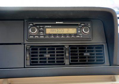 Volvo 244 vdo radio